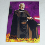Star Wars Revenge of the sith #9 Trading card