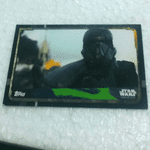 Star Wars Rogue One  Topps  card #132