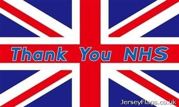 #Thank You NHS  (Union Jack)