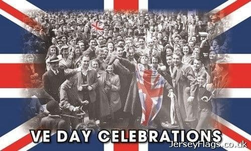 #VE Day Celebrations  (Union Jack)