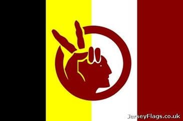 American Indian Movement  (USA) (Variant)