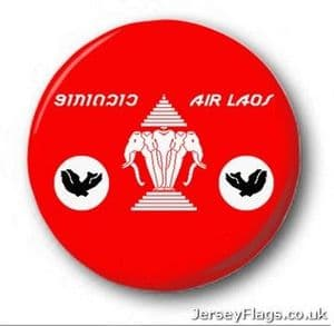 Asian Airlines  Pin Badges