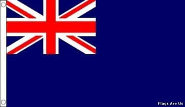 Blue Ensign  (United Kingdom)  (1801 - )