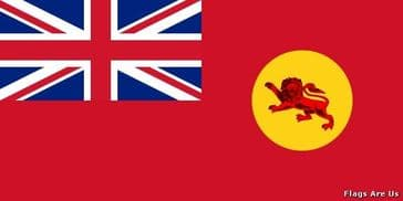 British North Borneo Civil Ensign  (Malaysia) (1882 - 1948)