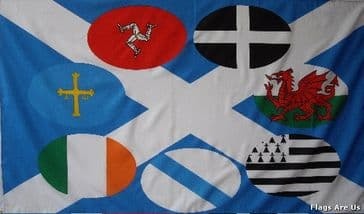 Celtic Nations  (Circles)
