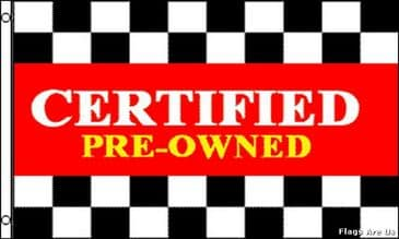 Certified Pre - Owned
