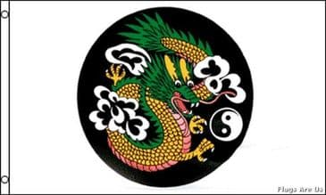 China Imperial Dragon  (Circle)