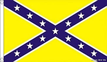 Confederate  (Yellow)