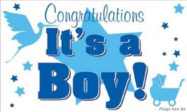 Congratulations It's A Boy