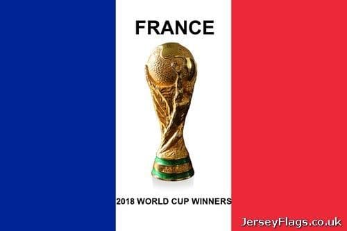 France  (World Cup Winners 2018)