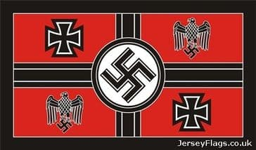 German Cross And Eagles   (War Ministry)  (WWII)