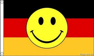 Germany Smiley Face