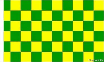 Green & Yellow Check  (Sleeved)