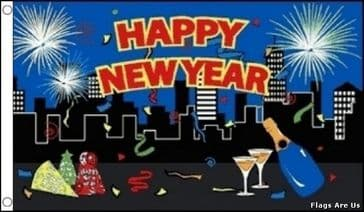 Happy New Year  (City)