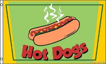 Hot Dogs  (Green)