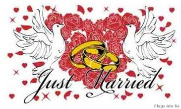 Just Married  (Variant)