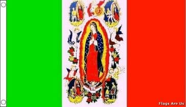 Lady Of Guadalupe  (Mexico)