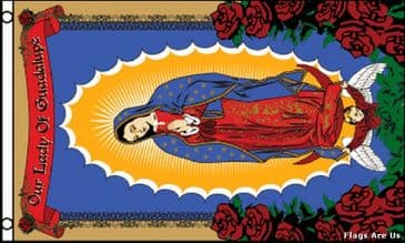 Lady Of Guadalupe  (Mexico) (Variant)