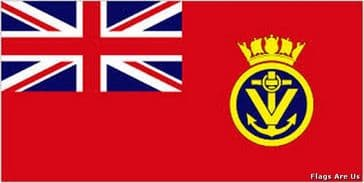 Maritime Volunteer Service Ensign  (MVS)