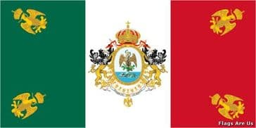 Mexican Empire  (Mexico) (1864 - 1867)
