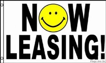 Now Leasing Smiley