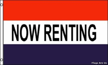 Now Renting