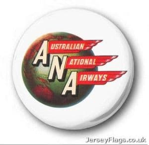 Oceania Airlines  Pin Badges