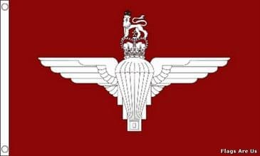 Parachute Regiment  (The Paras)