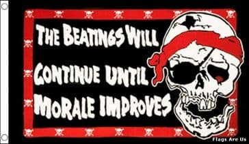Pirate Beatings