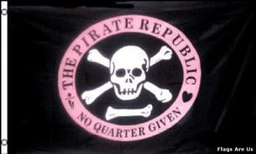 Pirate Republic  (Pink)