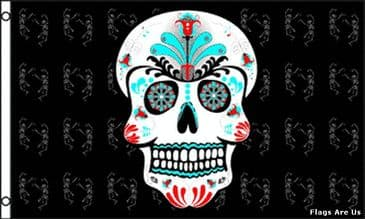 Pirate Sugar Skull
