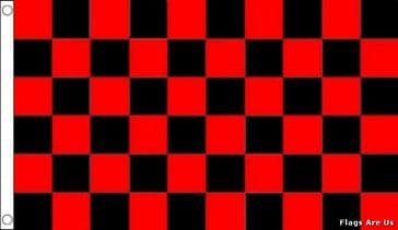 Red & Black Check