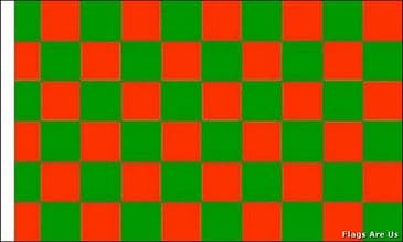 Red & Green Check  (Sleeved)