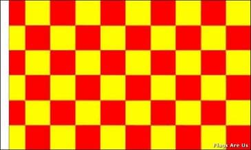 Red & Yellow Check  (Sleeved)