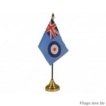 Royal Air Force Ensign   (RAF)