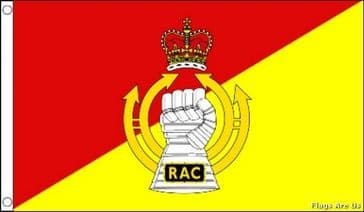 Royal Armoured Corps  (RAC)