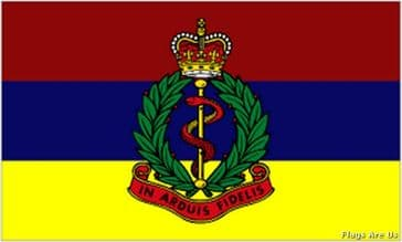 Royal Army Medical Corps  (RAMC)