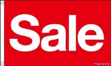 Sale  (Red)