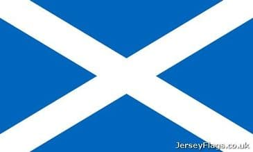 Scotland (Light Blue) (St. Andrews)