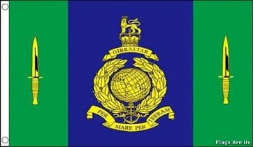 Signals Squadron Royal Marines