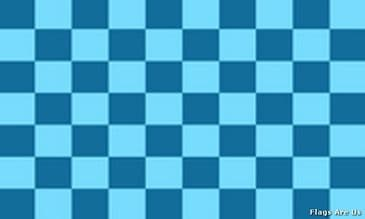 Sky Blue & Navy Blue Check  (Variant)