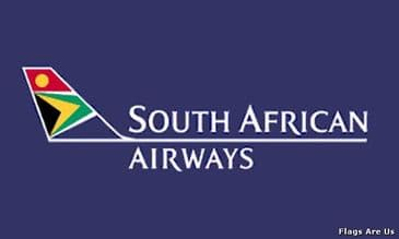 South African Airways  (South Africa) (1934 - ) (Variant) (1)