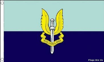 Special Air Service  (SAS)  (Blue)