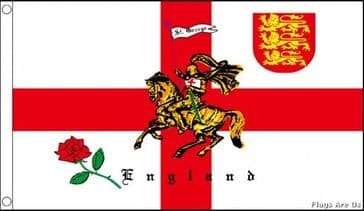 St. George Charger  (England)