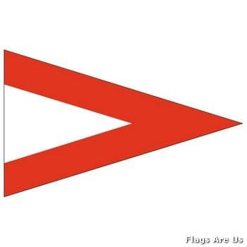 Station Code Signal Pennant