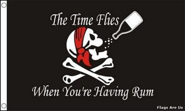 The Time Flies When You're Having Rum