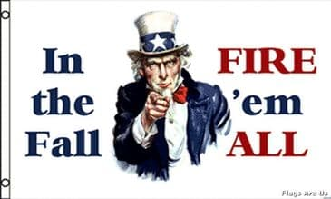 Uncle Sam - In The Fall Fire Em All