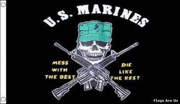 US Marines Mess With The Best