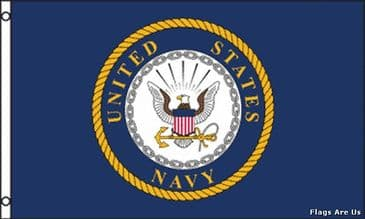US Navy  (Official Flag)