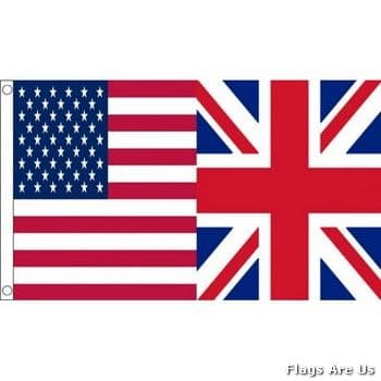 USA & UK Friendship